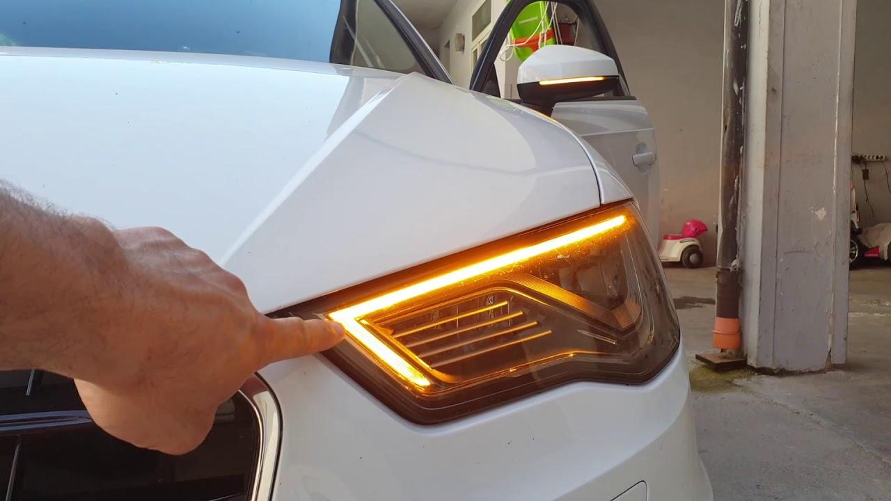 Audi A3 8v Intera Video Codifica Obd Retroilluminazione Led