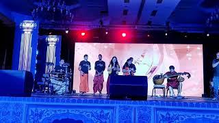 Short Glance of Hrudhwani Fusion Music Band Performance @ AKKA 2018 Dallas, Texas