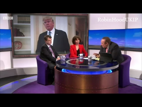UKIP Gerard Batten on Donald Trump effect on the EU