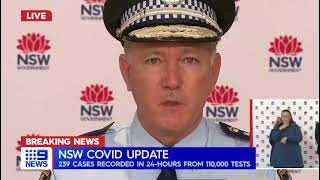 Katie Hopkins: Sydney under de-facto martial law. Army brought in.