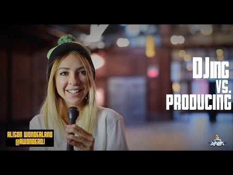 Alison Wonderland Breaks Down DJing vs Producing [Interview]