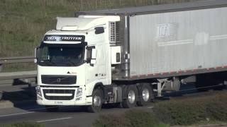 Truck VOLVO  Globetrotter FH 480