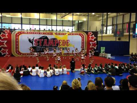 Premier Academy - Senior 3 - Stampede City Showdown 2015