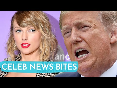Taylor Swift FIRES BACK At Donald Trump With A Powerful Tweet