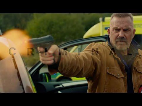 Kevin Costner film Criminal debut trailer review- Collider