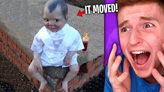 DOLL CAUGHT MOVING ON CAMERA.. (HELP)