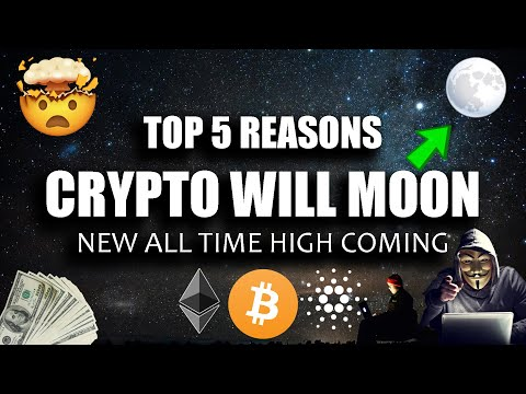 Top 5 Reasons You Should Buy Cryptocurrency!