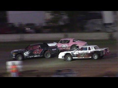 Pure Stock Heat Two | McKean County Raceway | 9-30-17