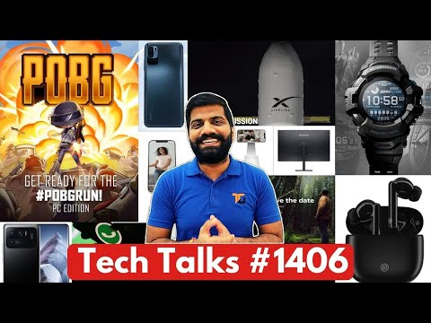 Tech Talks #1406 – POBG New Launch, Redmi Gaming Phone, MI 11 Ultra India Price, Whatsapp Update