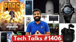 Tech talks # 1406-POBG New Launch, Redmi Gaming Phone, MI 11 Ultra India 가격, Whatsapp 업데이트