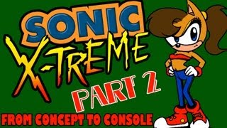 Sonic Xtreme - The Unreleased Sonic Game