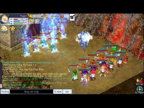 Tiến Vào Địa Ngục   TS Online Mobile Dzogame