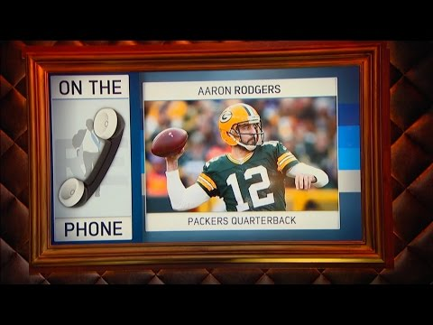 Thumbnail: Green Bay Packers QB Aaron Rodgers Talks Divisional Round Game vs Cowboys & More - 1/10/17