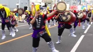 Okinawa Taiko Group in Tatebayashi - Part 01