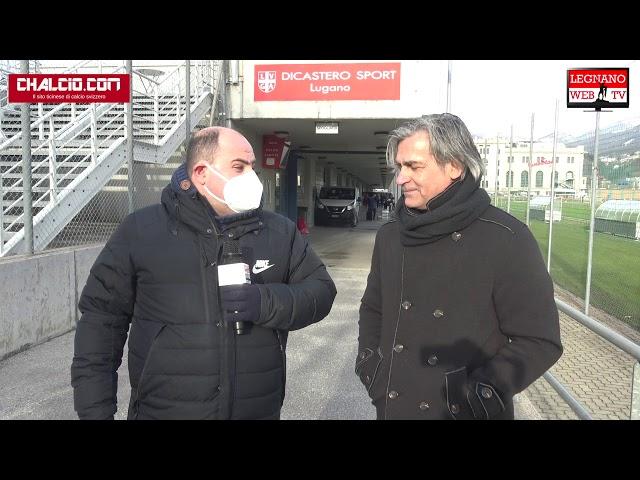 FC Lugano vs FC Chiasso