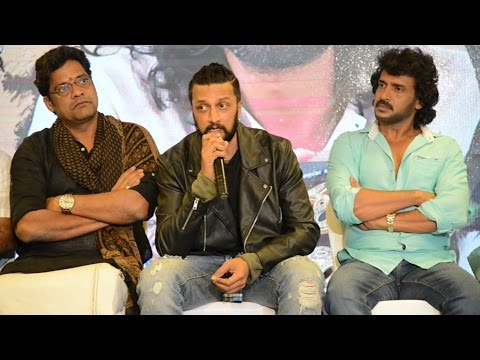 Sudeep speaks about making of Mukunda...
