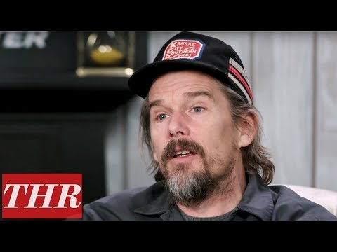 Ethan Hawke Explains Why The Blazy Foley Biopic 'Blaze' is Not a Biopic  Sundance 2018