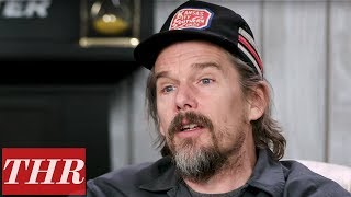 Ethan Hawke Explains Why The Blazy Foley Biopic 'Blaze' is Not a Biopic | Sundance 2018