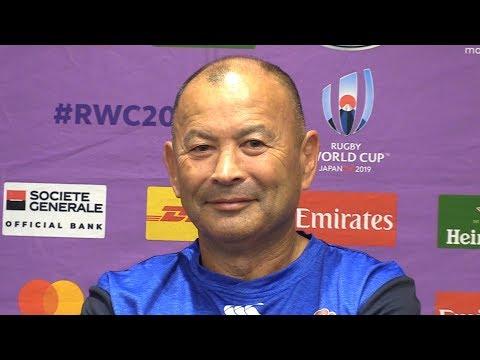 Eddie Jones & Owen Farrell Full Pre-Match Press Conference - England v New Zealand - Rugby World Cup