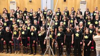 Adele - Someone Like You, cover by Hampstead and Marylebone Rock Choir at Abbey Road Studios