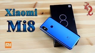 XIAOMI Mi 8 //Розпакування і порівняння з PocoPhone F1