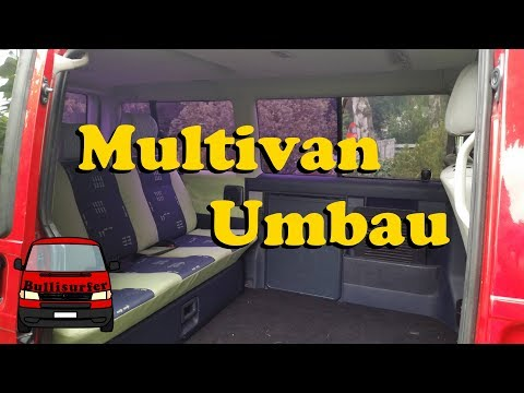 vw t4 multivan ii sitzbank alleine ausbauen doovi. Black Bedroom Furniture Sets. Home Design Ideas