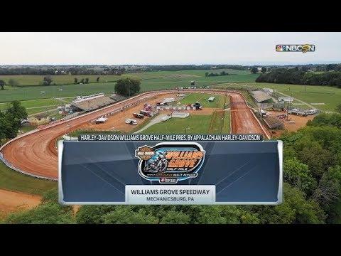 AFT on NBCSN: 2018 Williams Grove Half-Mile