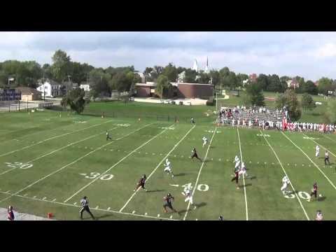 D3football.com Play of the Week: MacMurray hookandladder touchdown