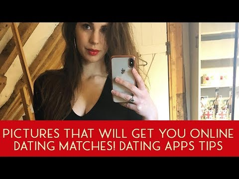 What Online Dating Profile Pictures Get Matches? Men's Dating Advice 1/3