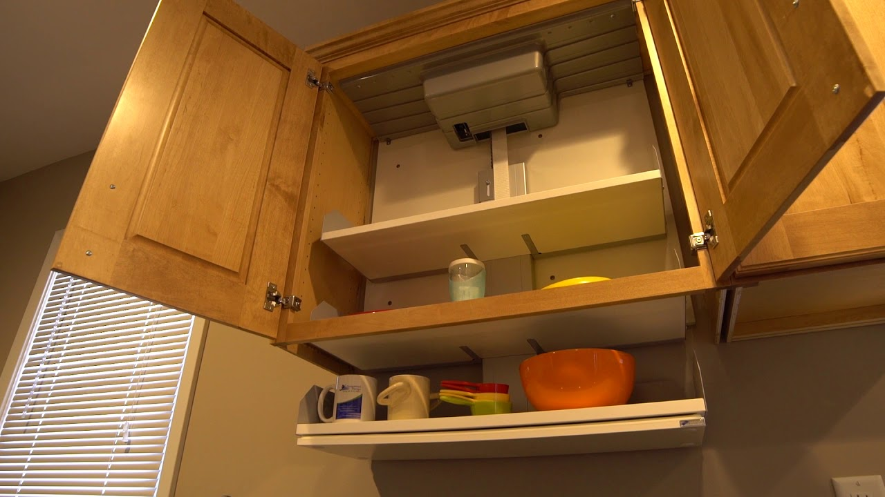 Pull Down Kitchen Cupboard Shelves | Review Home Decor
