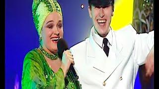 Смотреть клип Надежда Кадышева И Ансамбль Золотое Кольцо - Волга-Речка