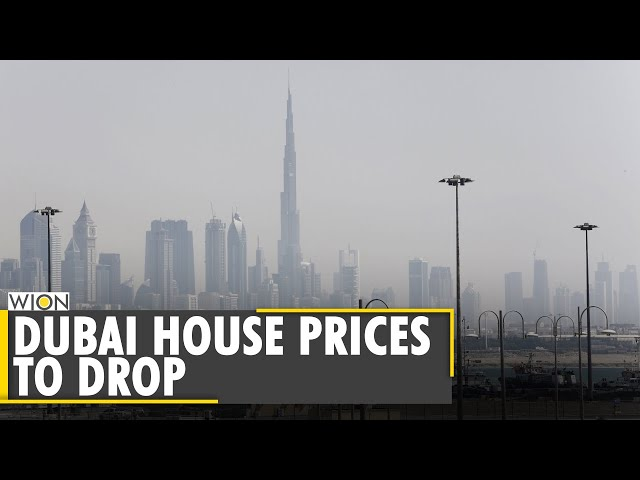 Dubai house prices to drop at slower pace | World News