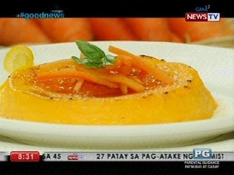 Good News: Carrot recipes for kids