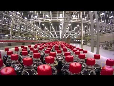 How its made, coca cola part 1.