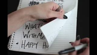 ICON FOR HIRE - Happy Hurts (Lyric Video)