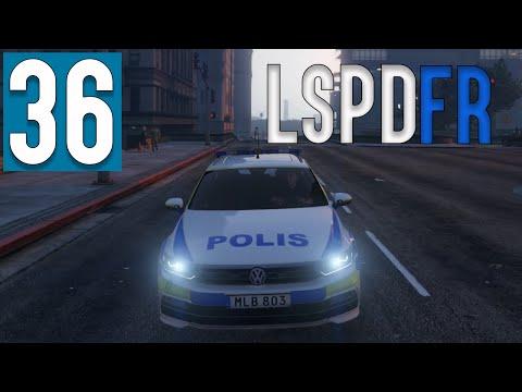LSPDFR: Dag 36 (Svenska)