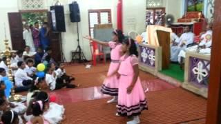 Pathu kalpanakal dance