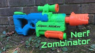 Honest Review: Zombie Strike Revenge Zombinator (Super Soaker)