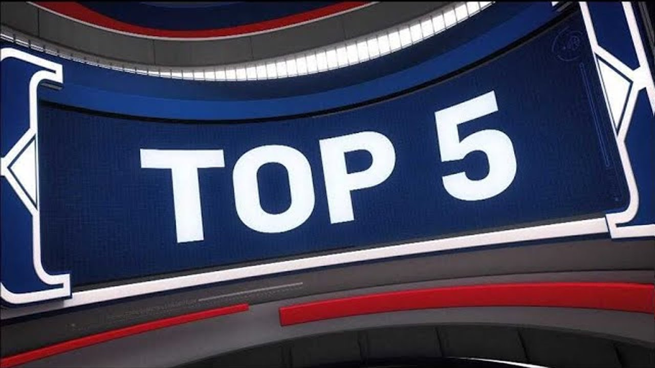 NBA Top 5 Plays Of The Night   June 24, 2021