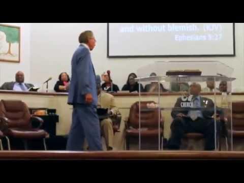 Ron Perry Sr -  @ Living Gospel Church in Los Angeles, CA
