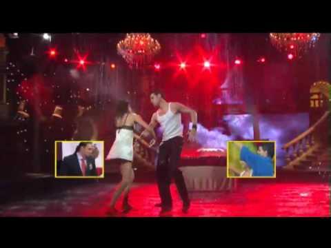 España - Bajo la Lluvia - Segundo Campeonato Mundial de Baile (HD) 30/05/10