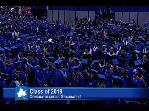 Winter Commencement 2018 - Live from Hulman Center