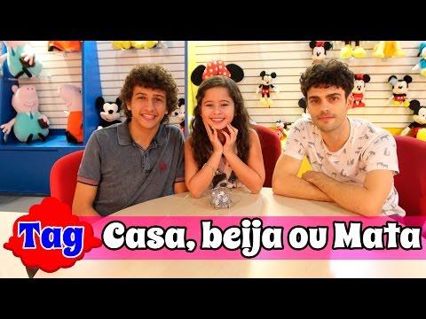 Tag - Casa beija ou Mata (Ft. gabriel Moura, Rodrigo Dorado)