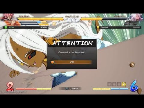 {Gk} Limitless Energy & Rage Quit- DRAGON BALL FighterZ