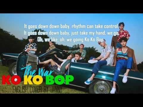 EXO (엑소) - Ko Ko Bop | English Cover by JANNY