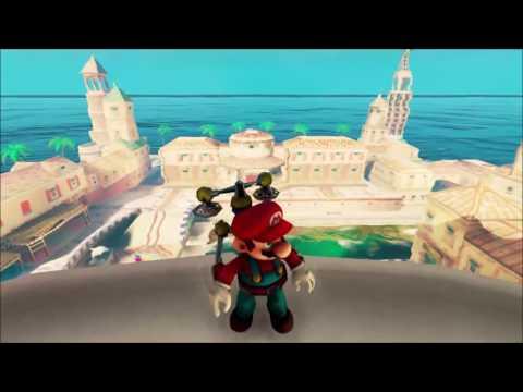 Unreal Engine 4 Powered Super Mario Sunshine!