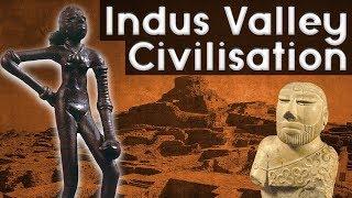 Indus Valley Civilization: World History #2 Ancient History of India भारत प्राचीन इतिहास Part-2