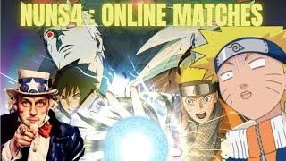 NARUTO SHIPPUDEN™: Ultimate Ninja® STORM 4 Online Ranked Match #2