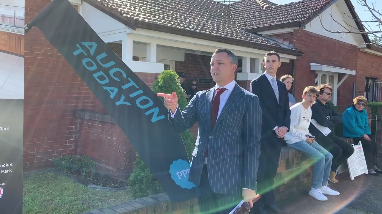 Sold with Serenity at auction in Randwick