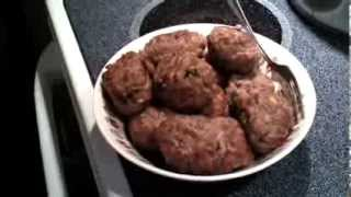 Theresa's Spaghetti & Meatballs